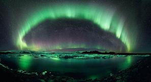 起源繁世-...和银河.(图片来源:中国国家地理网)-天地大美 2011 世界之夜 ...