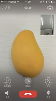 手机QQ视频美颜前后,真的吓尿了