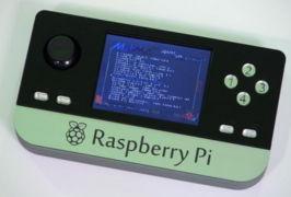 ...eck的便携式树莓派掌机(成品照)-看树莓派如何变身掌上游戏机