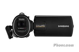 三星数码摄像机HMX-H300-500万像素背照式CMOS 三星H300仅2350元