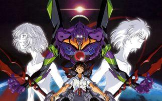 《新世纪福音战士》曾代表着日本动漫的一个时代-日本科幻动漫简史