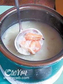 20分钟煲煲潮州粥