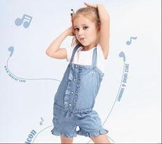 杰米熊童装2012夏季新品呈现精彩校园生活