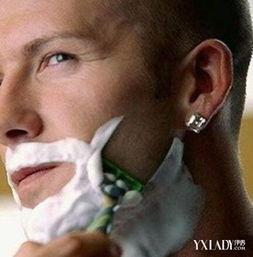 男士化妆教程讲解 7个步骤让你男性魅力十足