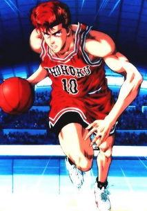 ...篮球 陪你重温灌篮高手之樱木花道