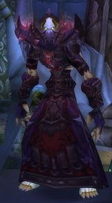 古尔丹的战衣 术士 套装 魔兽世界数据库 游戏数据库
