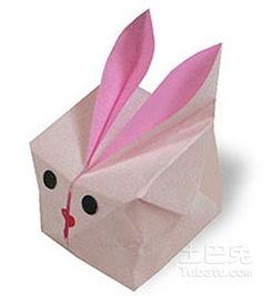 纸盒子的折法图解 立马变身折纸高手