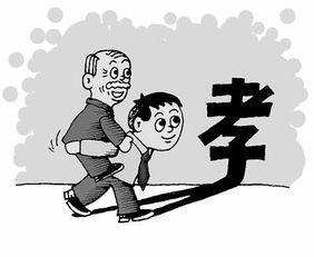 子女 亟需关注父母健康及传承 孝 美德