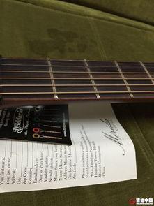 民谣吉他和古典吉他有什么区别