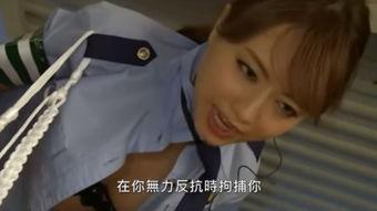 的解说作品就是吉泽明步主演的《单轮车女警》,   影片中骨精强模仿...