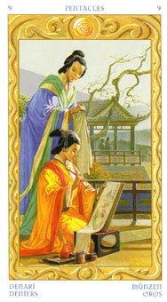 ...特,以马可波罗游记为设计灵感和背景,通过78张塔罗牌展现马可波...
