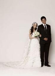 范玮琪黑人婚纱照曝光