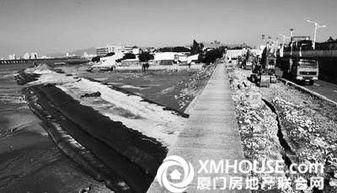 10月28日,高集海堤开口改造工程启动.-高集海堤开口工程 为全国海...