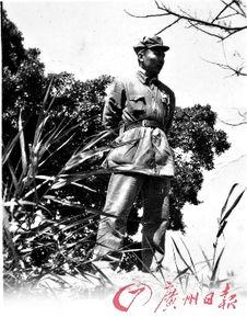 东江纵队掩护国民党高官夫人离港