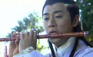 ...霍建华 古装剧吹笛子的美男子谁最撩人