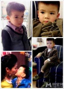 组图 刘涛晒海量素颜亲子照 一双儿女英俊秀气 -刘涛晒海量素颜亲子照...