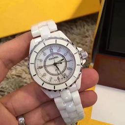 香奈儿J12陶瓷手表价格,香奈儿J12陶瓷手表介绍-白色陶瓷手表报价 ...