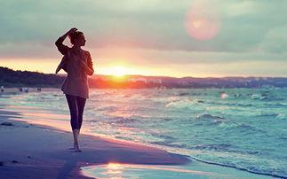 海边景色优美的句子