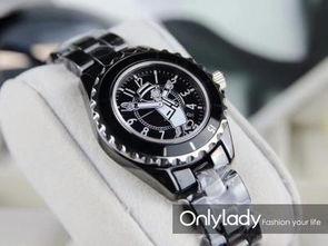 chanel手表山茶花系列腕表凸显高贵气质