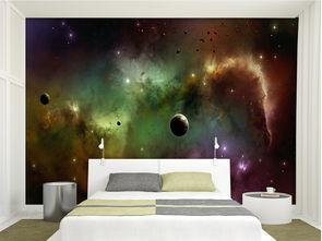 浩瀚宇宙科幻主题墙纸图片设计素材 高清模板下载 63.35MB 其他大全