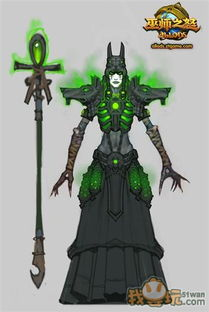 ...巫师之怒 重塑亡灵机器身躯