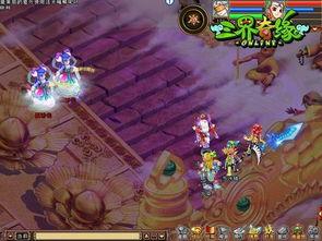 三界奇缘精美战魔界2暗弓能挂机么-魔界2武器打造