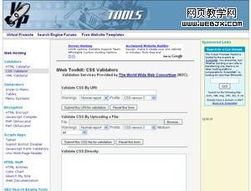 你的HTML,XML,DTD-Schema,RSS,以及Google Sitemaps.每个工具...