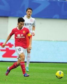 ...为2012亚洲足球先生候选人.-这是中国足球复苏的信号