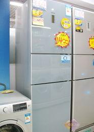 西门子KK27F78TI外观实拍-洋和尚真会念经 外资品牌冰箱优势揭秘