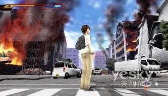 灾难再临 绝体绝命都市3 登陆PSP