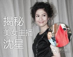 ...龙)沈星,节目主持人,先在北京电视台主持《魅力前线》,后转...