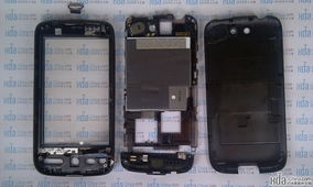 HTC Desire G7 拆机图