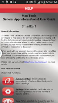 ...ools – SmartEAR 1 9