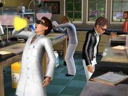 模拟人生3 世代 最新游戏截图公布