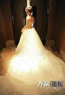 精选婚纱图片欣赏