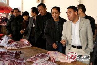 自愿被宰杀吃肉的许明梯小说-...开发区整治生猪屠宰市场 让市民吃 放心肉