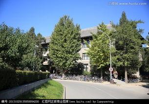 北京大学校园风光