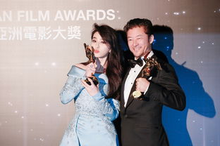 组图 亚洲电影大奖范冰冰封后冯小刚夺最佳电影奖
