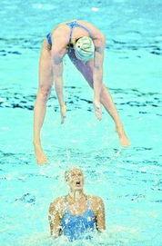 意大利花游队备战-上海世游赛三猜想 跳水又要包揽 游泳争金有戏