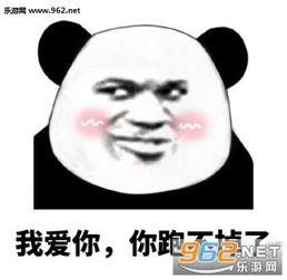 熊猫头撩妹表情包 你的小可爱没钱吃肉肉了表情包下载 乐游网游戏下载