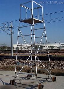 HJCT L高强度铝合金作业车梯 HJCT L 鼎顺科仪厂家直销