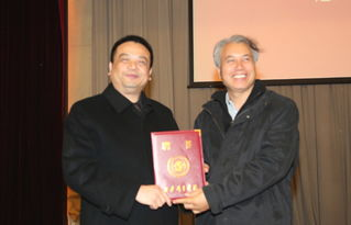 华中农业大学赵正洲教授来我校作 也谈创新人才培养 报告