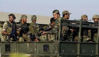 巴基斯坦军人收复陆军总部后班师回营-巴基斯坦救出42名人质 抓获一...