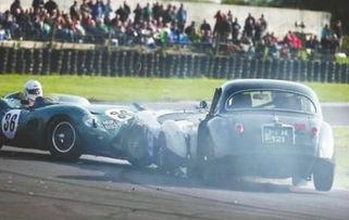 ...国小镇举办古董赛车赛 2亿元名车 壮烈牺牲