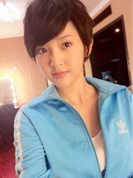 唐艺昕,有运动美女的感觉,好像足球小子.-盘点素颜也很清纯的女星