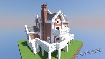 我观人生赢家建后宫-建了一个上午才建完,纯手撸很累,因为细节太多了懒得用mcedit   部...