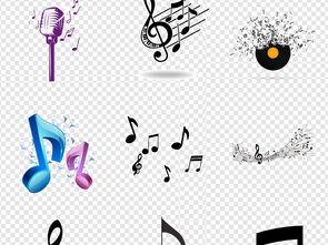 黑色彩色音乐音符音阶琴键音乐元素素材图片 模板下载 17.52MB 其他...