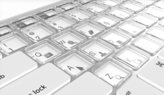 ...k增添新技术 电子墨水键盘