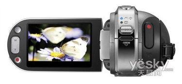 三星HMX-H106-迎金秋庆国庆 三星时尚数码摄像机购买攻略