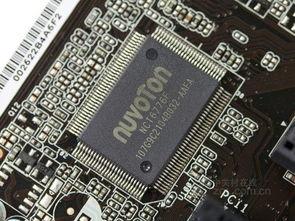 新唐NCT6776F硬件监控芯片-延续不朽传奇 华擎费特拉提P67全解析